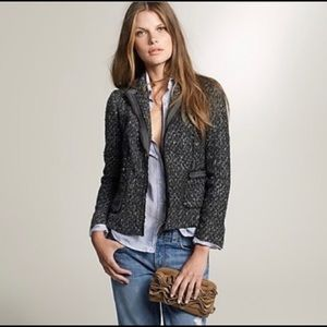 J. Crew Tweed Tatum Jacket